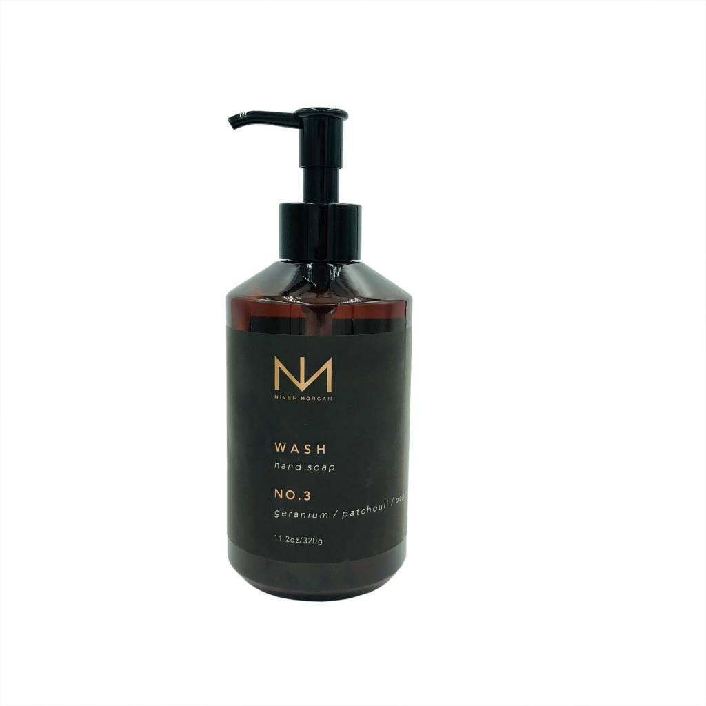Niven Morgan NO 3 Hand Soap
