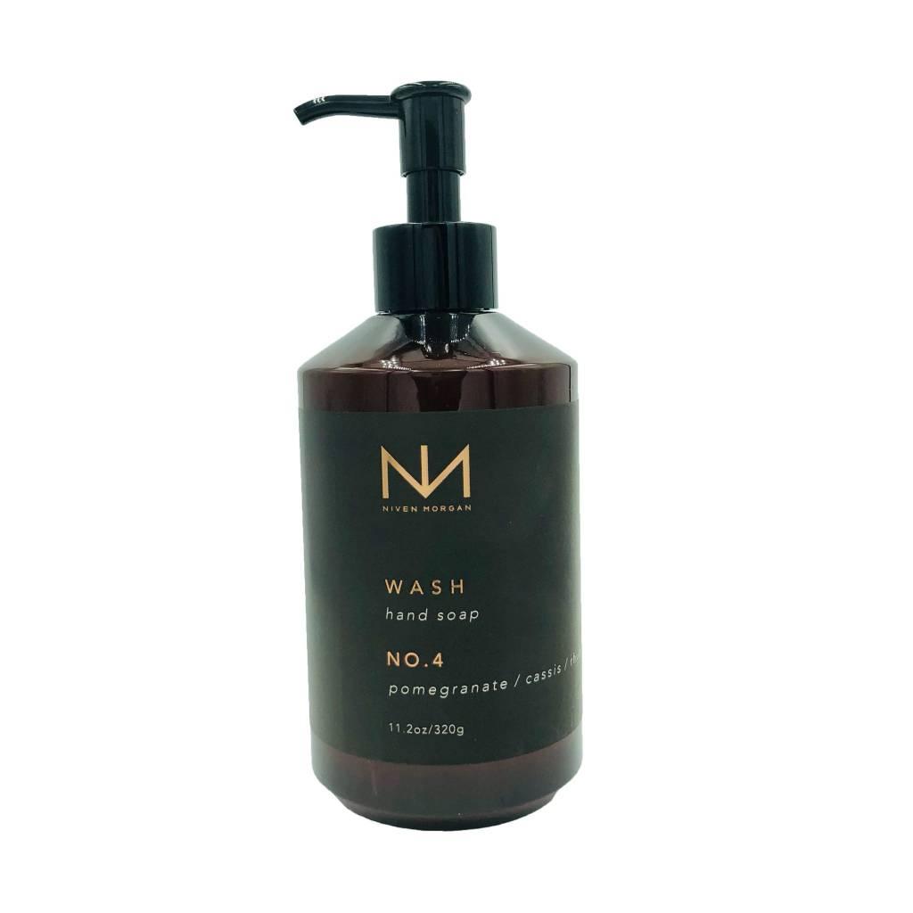 Niven Morgan NO 4 Hand Soap