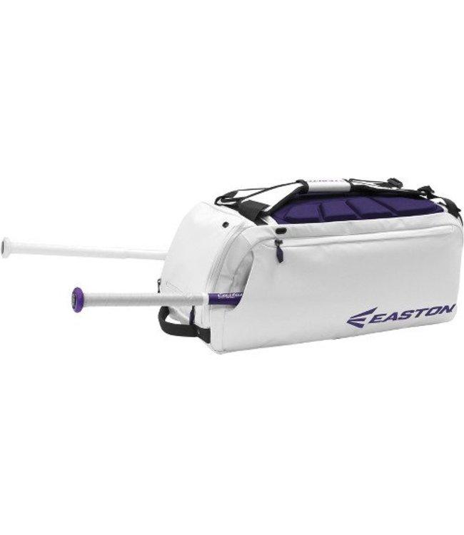 Easton Easton Stealth Hybrid BackPack/Duffle White/Purple