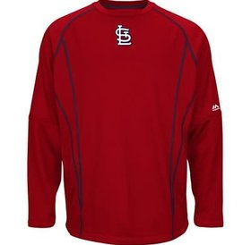 Majestic Majestic Cards Practice Pullover