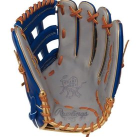 Rawlings Rawlings Heart of the Hide ColorSync 3.0 12.75'' Hyper Shell Outfield Glove PRO3039-6GRCF