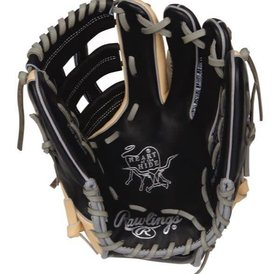 Rawlings Rawlings Heart of the Hide ColorSync 3.0 11.75'' Mesh Infield Glove RHT PRO205-6BCZ