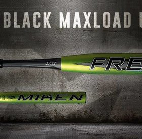 Miken Miken Freak Black End Load USSSA