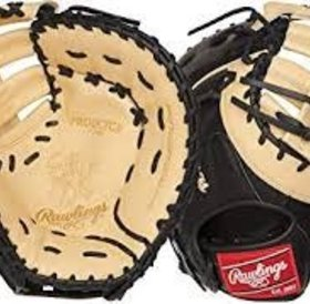 Rawlings Rawlings Heart of the Hide PRODCTCB First Base Mitt 13'' LHT