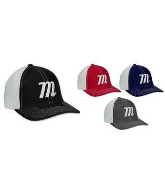 Marucci Marucci M logo snapback cap