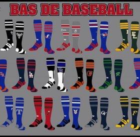 On Field On Field bas sur mesure / custom socks