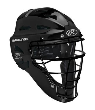 Rawlings Rawlings Players Youth Catchers Helmet black