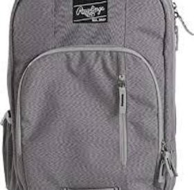 Rawlings Rawlings R700C Coach BACKPACK GREY