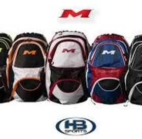 Miken Miken MKBG18 XL BACKPACK