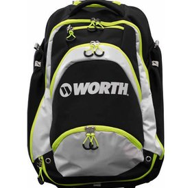Worth Worth WOXLBP-17 XL Backpack BLACK-GREEN