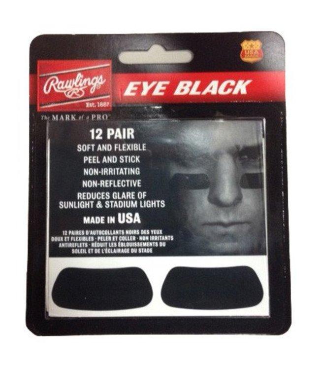 Rawlings Rawlings EB12 Eye Black Patches