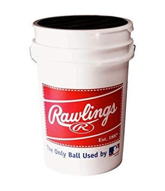 Rawlings Rawlings Empty Bucket with Baseball Canada logo