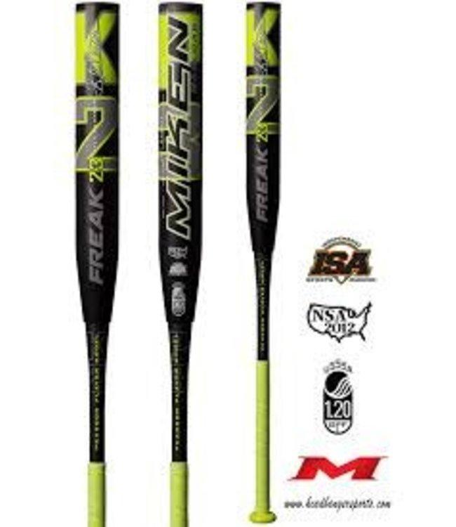 MKP23U Miken 2019 Freak 23 Maxload Kyle Pearson USSSA Slowpitch Bat
