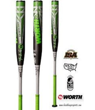 Worth Worth Wicked 12.5'' 2019 Jason Branch XL USSSA