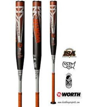 Worth Worth Wicked 13.5'' 2019 Ryan Harvey XL USSSA