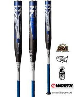 Worth Worth Wicked 13.5'' 2019 Don Dedonatis Balanced USSSA
