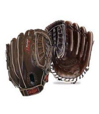 Louisville Slugger LS 125 series slowptich dark brown 14' RHT