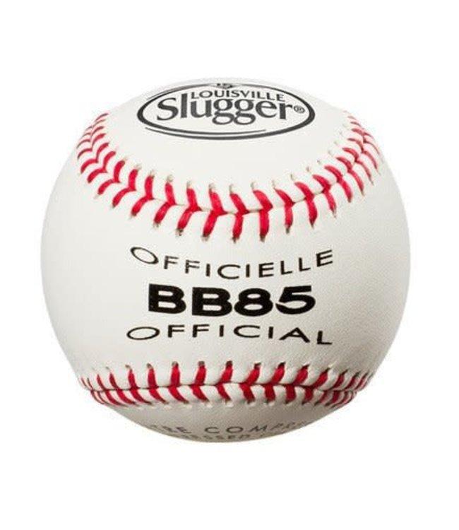 Louisville Slugger Louisville Slugger Baseball Balles 8.5'' BB850 nouvelle balle (douzaine)