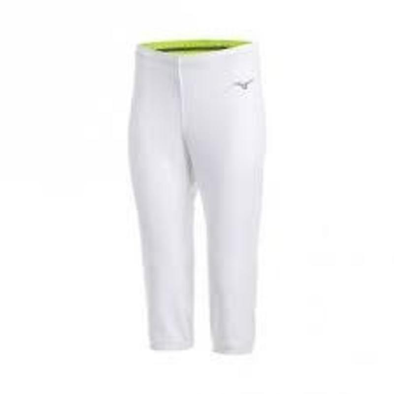Mizuno Mizuno Stretch Women Pant Unbelted WHITE