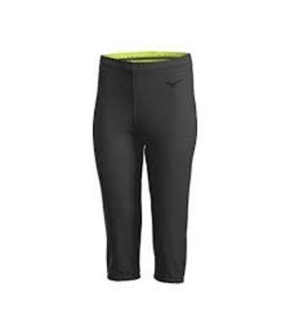 Mizuno Mizuno Stretch Women Pant Unbelted BLACK