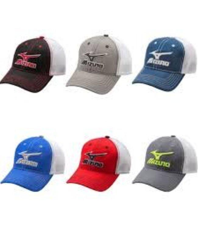 Mizuno Mizuno Mesh trucker hat