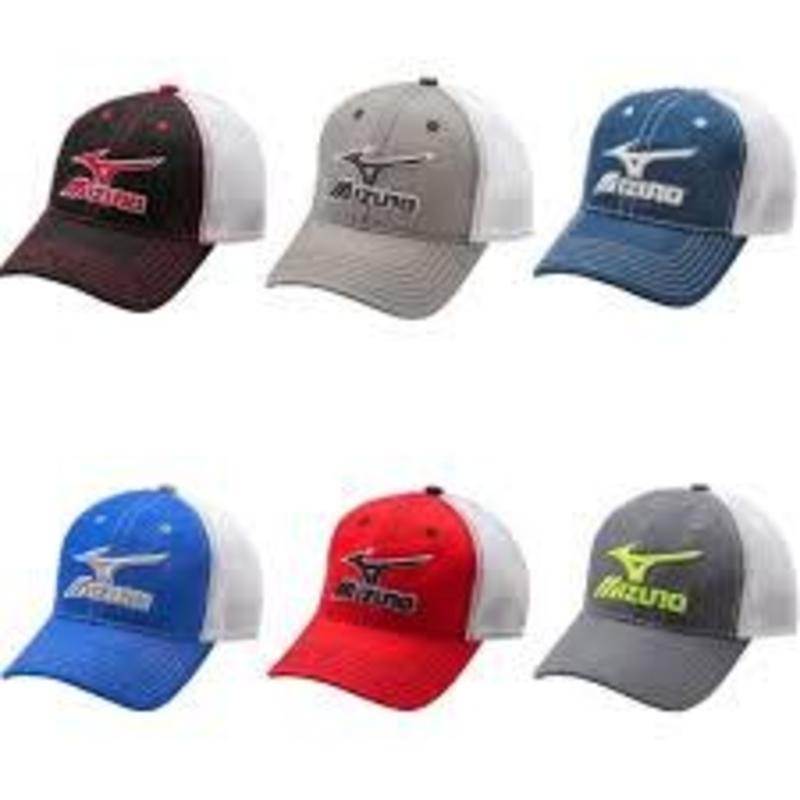a8ee1b93 Mizuno Mizuno Mesh trucker hat - Baseball Warehouse
