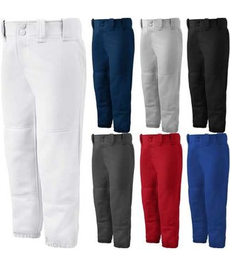 Mizuno Mizuno GIRLS belted softball pant