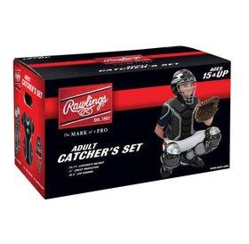 Rawlings Rawlings Renegade Catcher Kit Set adult black