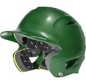 Under Armour Under Armour UABH-100-DG Batting Helmet OSFA dark green