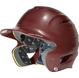 Under Armour Under Armour UABH-100-MA Batting Helmet OSFA maroon