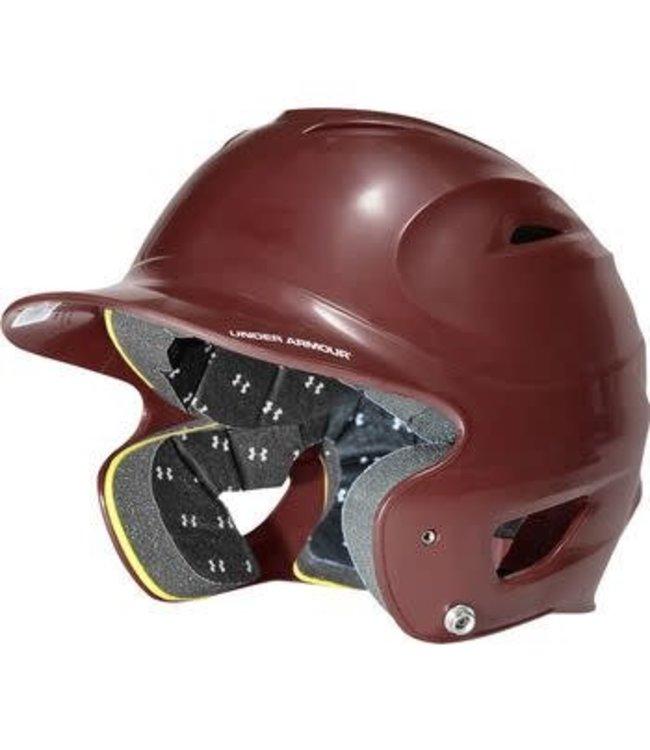Under Armour Under Armour UABH-100-MA Batting Helmet OSFA maroon