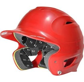 Under Armour Under Armour UABH-100-SCA Batting Helmet OSFA scarlet