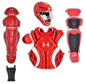 Under Armour Under Armour PTH Victory series catching kit junior 9-12 years old UACK2-JRVS-SCA scarlet