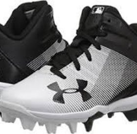 Under Armour Under armour Leadoff MID RM Jr 011 BLACK/WHITE