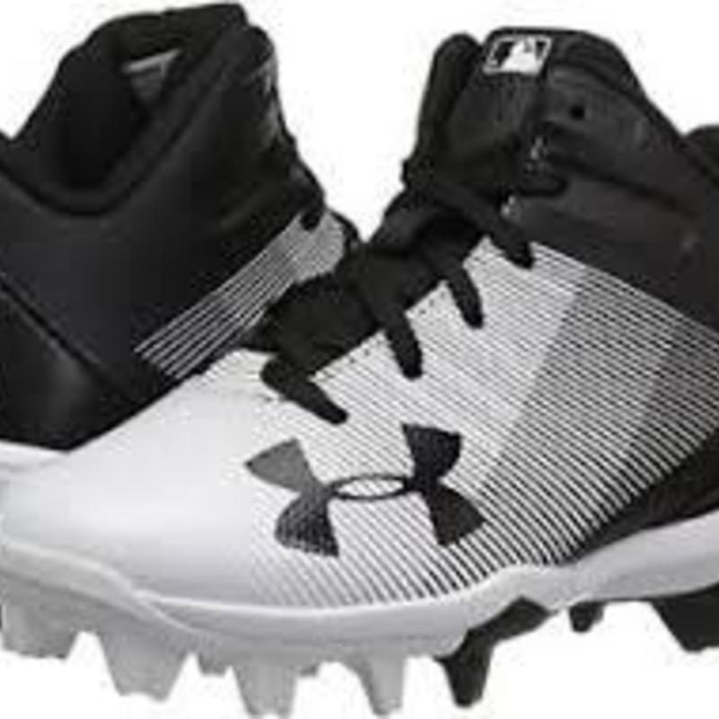 d256c50b4890 Under Armour Under armour Leadoff MID RM Jr 011 BLACK/WHITE ...