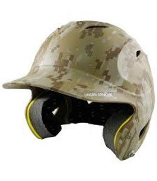 Under Armour Under Armour OSFA Batting Helmet Adult Digi-military camo