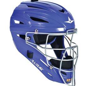 All Star ALl-Star MVP2500 royal catcher helmet