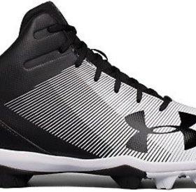 Under Armour Under Armour Leadoff Mid RM 001 Mens shoe Black/White