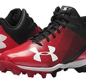 Under Armour Under armour Leadoff mid Rm 061 Jr BLACK/RED
