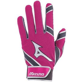 Mizuno Mizuno MVP youth Tee Ball batting glove pink