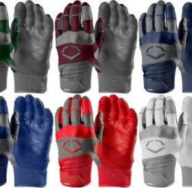 EvoShield EvoShield Aggressor Batting Gloves youth