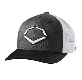 EvoShield Evoshield Zig Zag Snapback black white hat OSFM