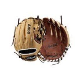 Wilson Wilson 2019 youth baseball glove A450 10.75''  RHT