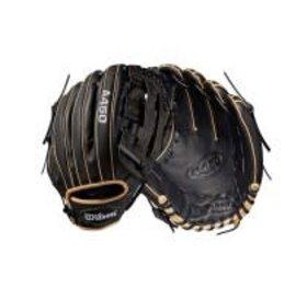 "Wilson Wilson 2019 youth baseball glove A450 12"" RHT"