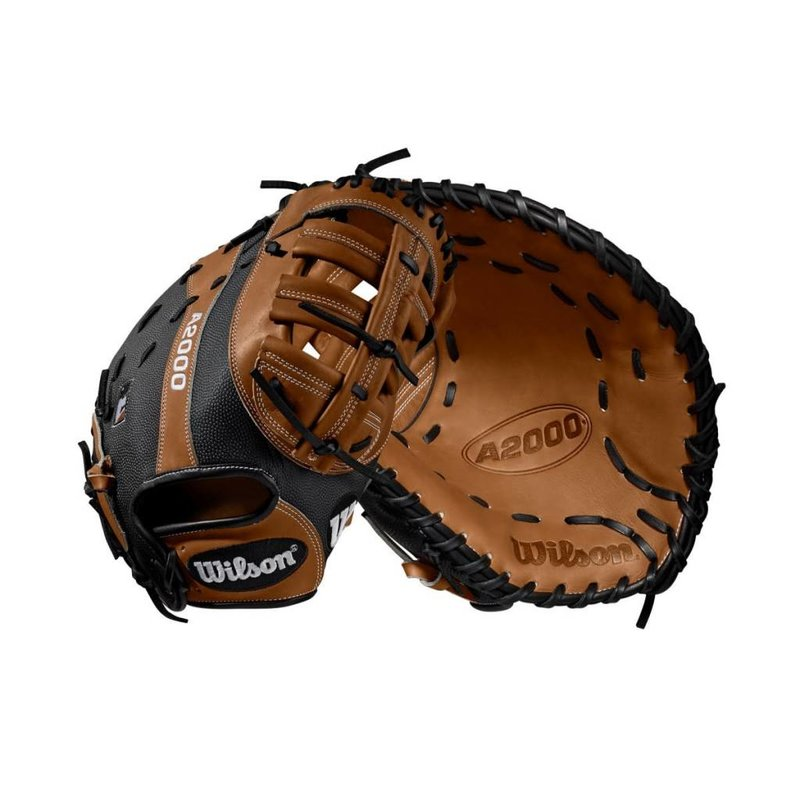 Wilson A2000 superskin first base glove 12 5''