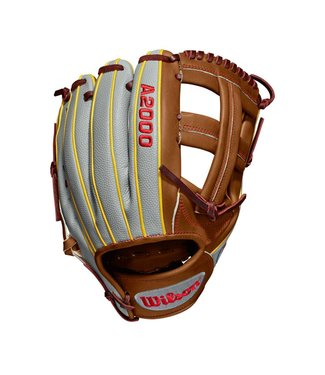 Wilson Wilson 2019 A2000 DP15 Dustin Pedroia game model Superskin 11.75'' RHT