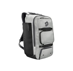 DeMarini Demarini Special Ops SPECTRE Backpack grey and silver
