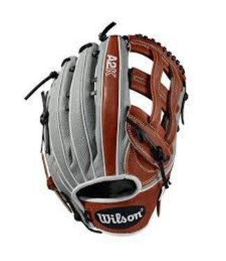 Wilson Wilson A2k 1799 GREY/brown 12,75''  RHT  2019