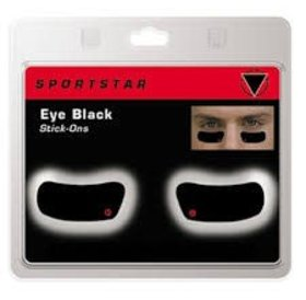 Sideline Sports Sport Star Eye Black Stick On