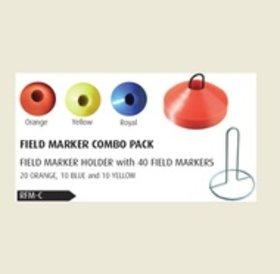 Sideline Sports Sidelines field marker pack (40)